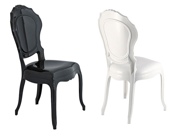 Height 385quot 98 cm : 11 La Belle Epoque Chair Clear from upcountry.com size 589 x 438 jpeg 22kB